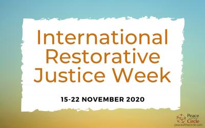 International Restorative Justice Week 2020