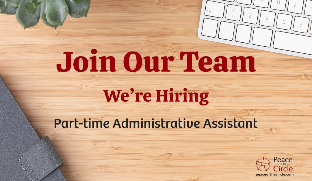 Update – Administrative Assistant