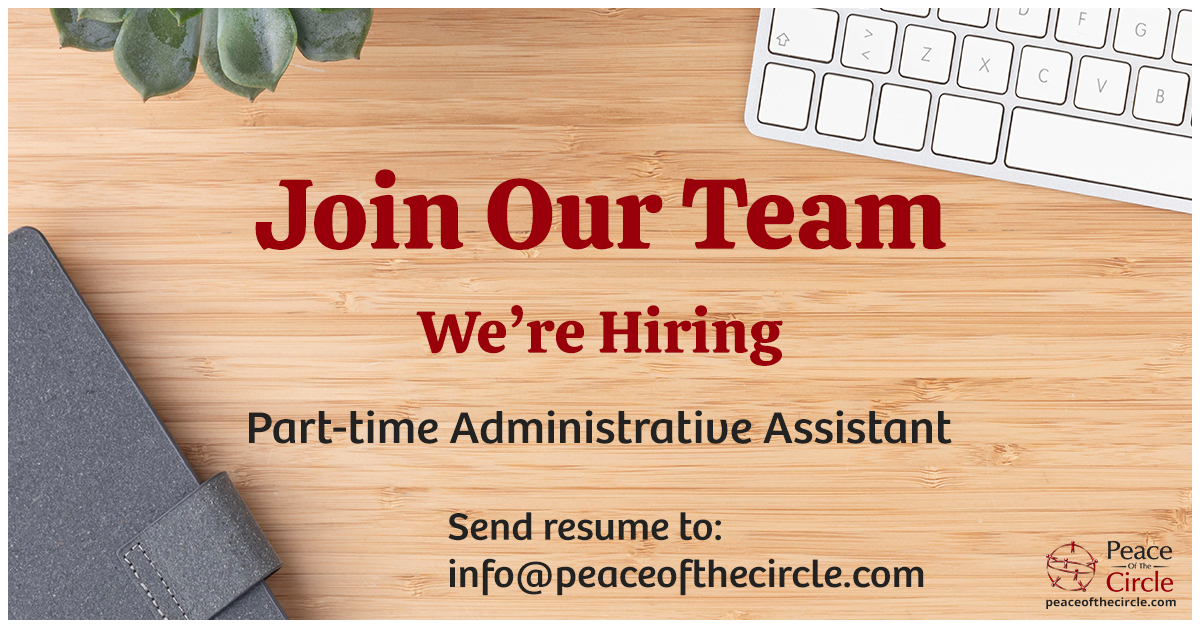 Join Our Team - We're Hiring Part Time Administrative Assistant